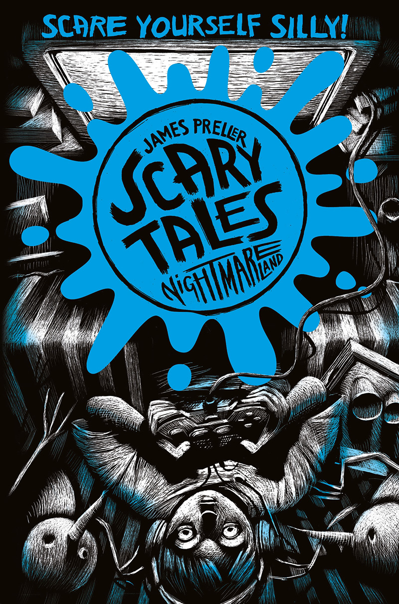 Nightmareland (Scary Tales 4) - Jacket
