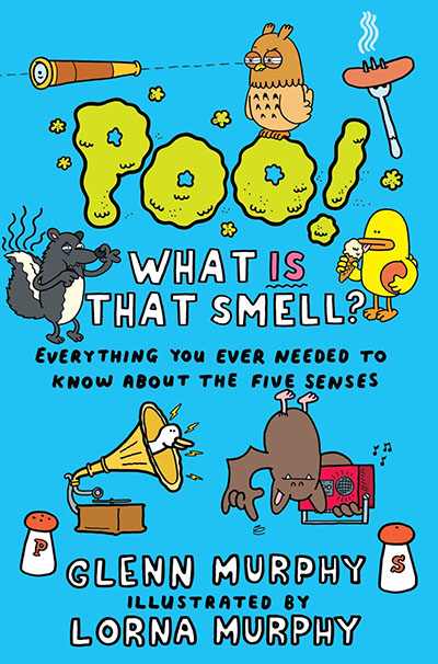 Poo! What IS That Smell? - Jacket