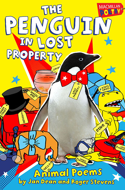 The Penguin in Lost Property - Jacket