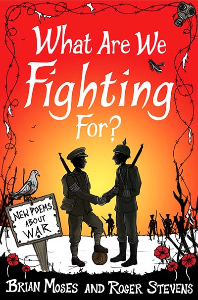 What Are We Fighting For? (Macmillan Poetry) - Jacket
