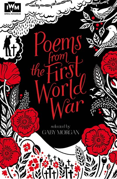 Poems from the First World War - Jacket