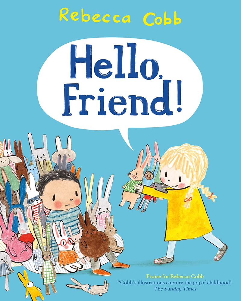 Hello Friend! - Jacket