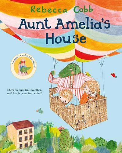 Aunt Amelia's House - Jacket