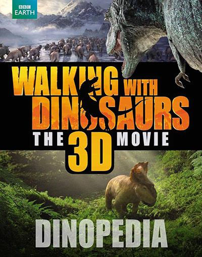 Walking with Dinosaurs Dinopedia - Jacket