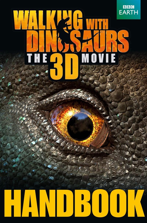 Walking With Dinosaurs Handbook - Jacket