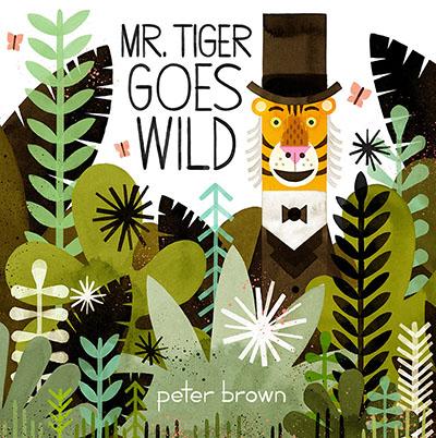 Mr Tiger Goes Wild - Jacket