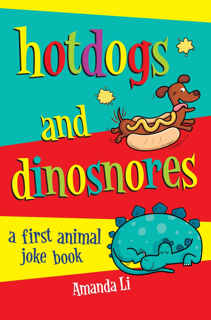 Hot Dogs and Dinosnores - Jacket