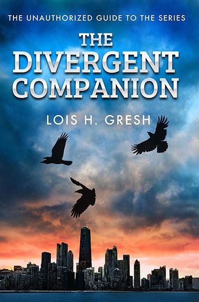The Divergent Companion - Jacket