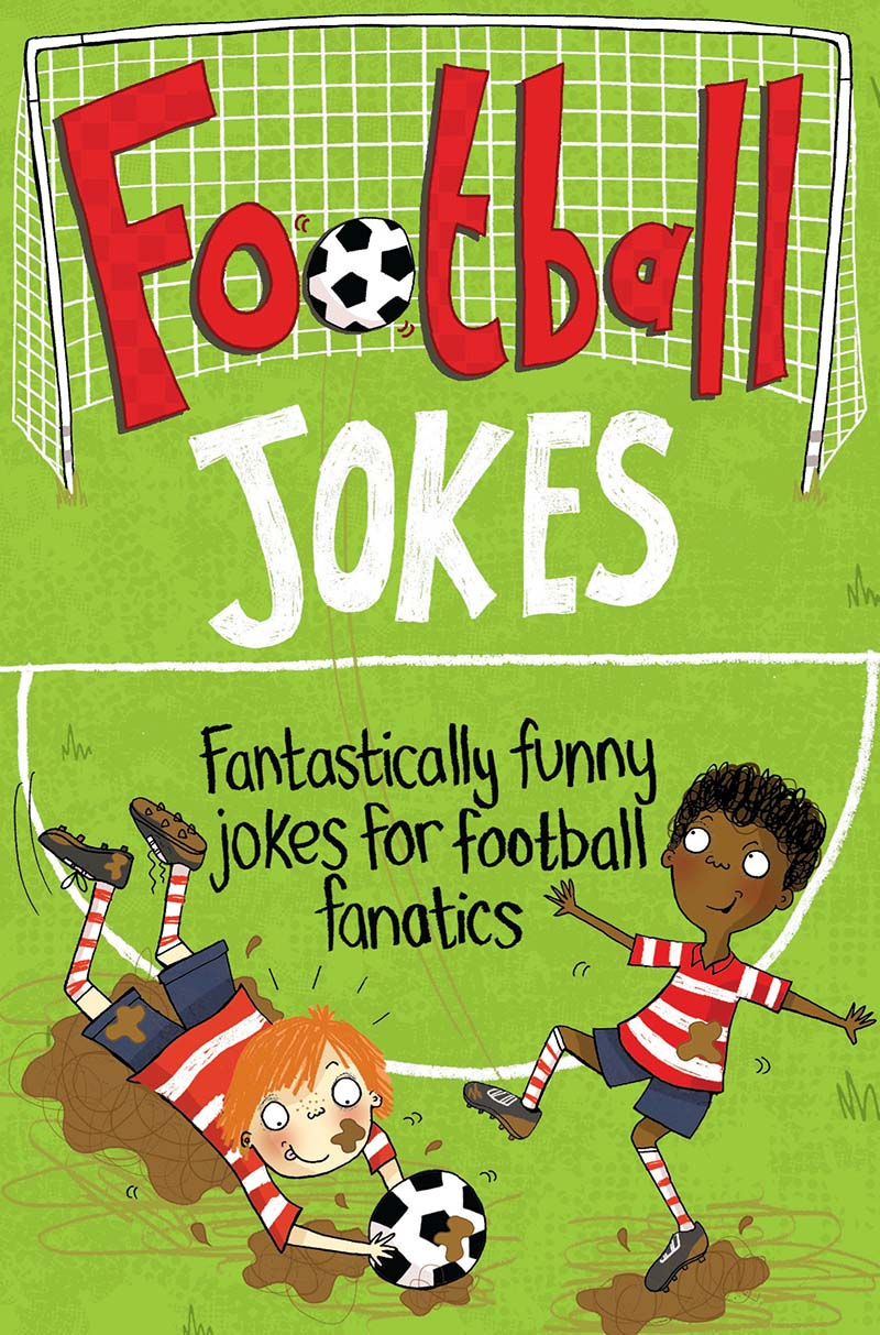 Football Jokes - Jacket