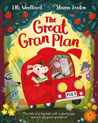 The Great Gran Plan - Jacket