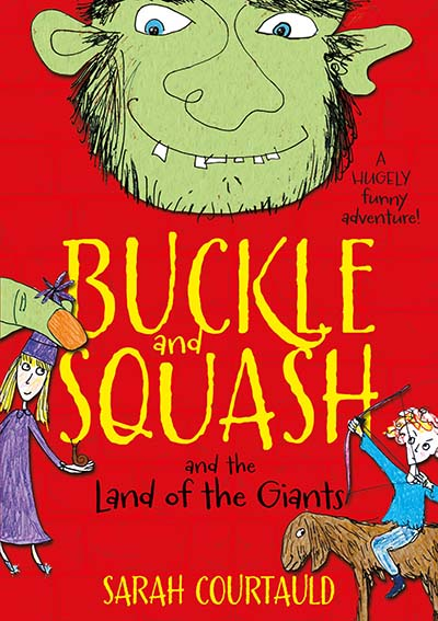 Buckle and Squash and the Land of the Giants - Jacket