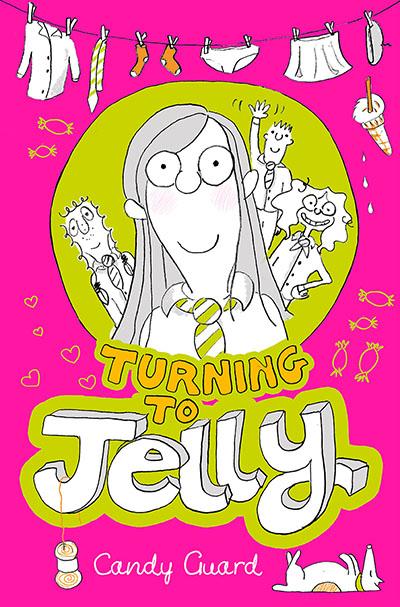 Turning to Jelly - Jacket