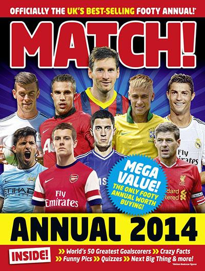 Match Annual 2014 - Jacket