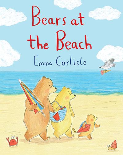 Bears at the Beach - Jacket