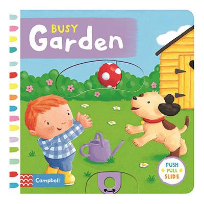 Busy Garden - Jacket