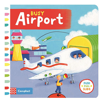 Busy Airport - Jacket