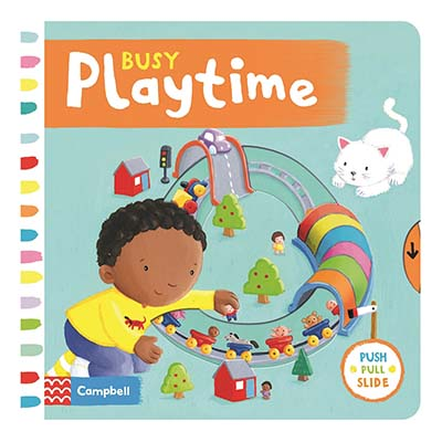 Busy Playtime - Jacket