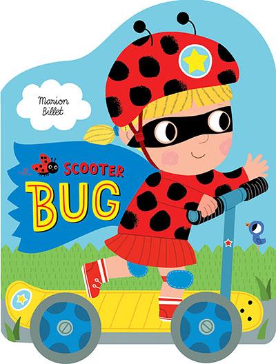 Scooter Bug - Jacket
