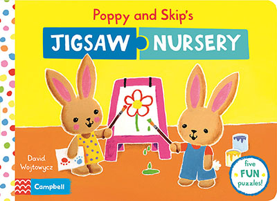 Poppy and Skip's Jigsaw Nursery - Jacket