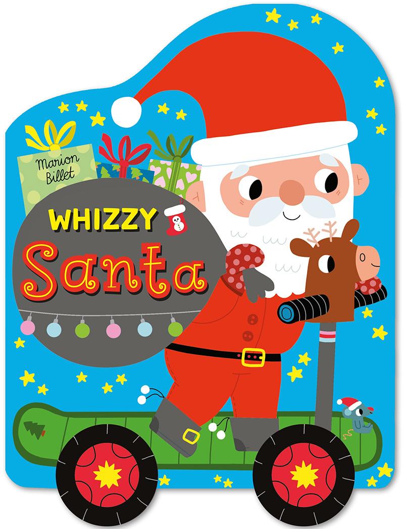 Whizzy Santa - Jacket