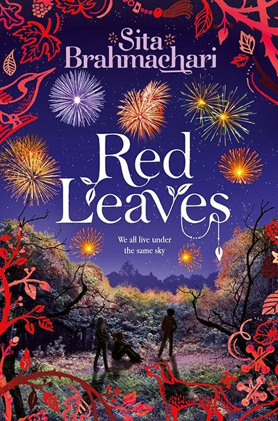 Red Leaves - Jacket