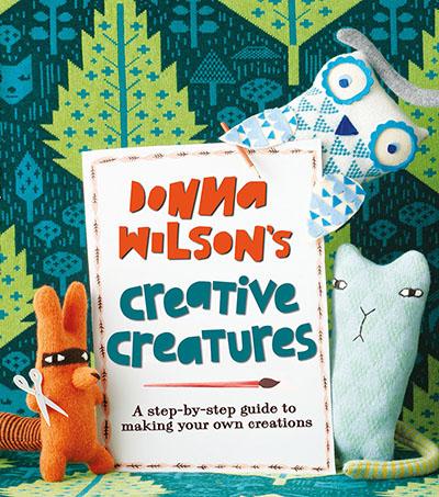 Donna Wilson's Creative Creatures - Jacket