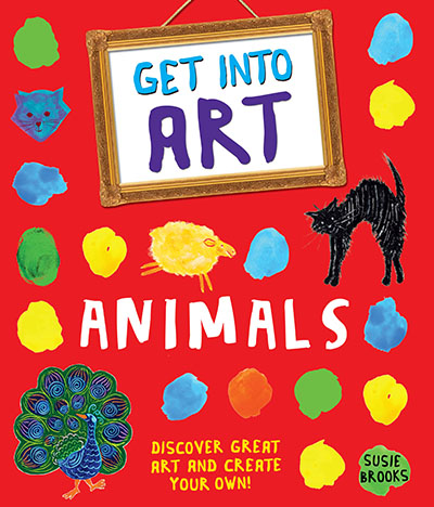 Get Into Art: Animals - Jacket