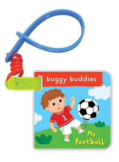 My Football Buggy Buddy - Jacket
