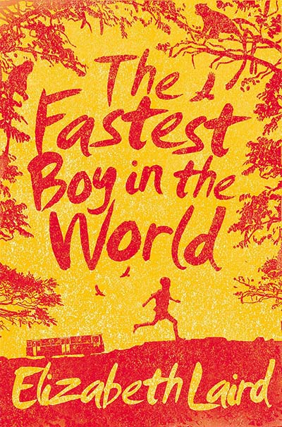 The Fastest Boy in the World - Jacket