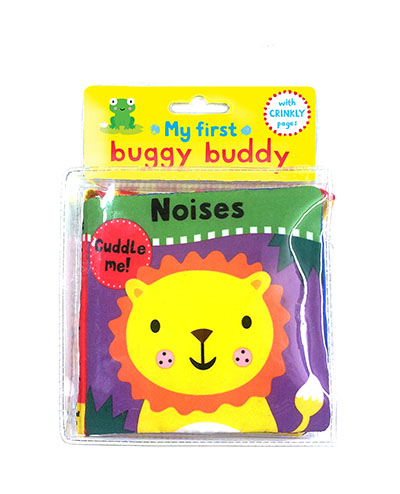 My First Buggy Buddy: Noises - Jacket
