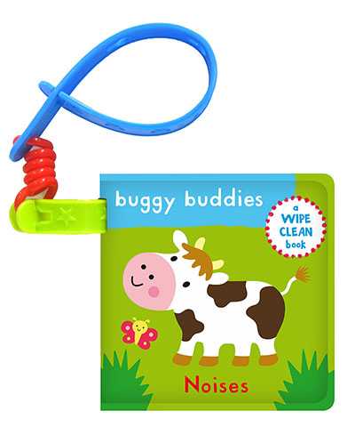 Wipe-Clean Buggy Buddies: Noises - Jacket