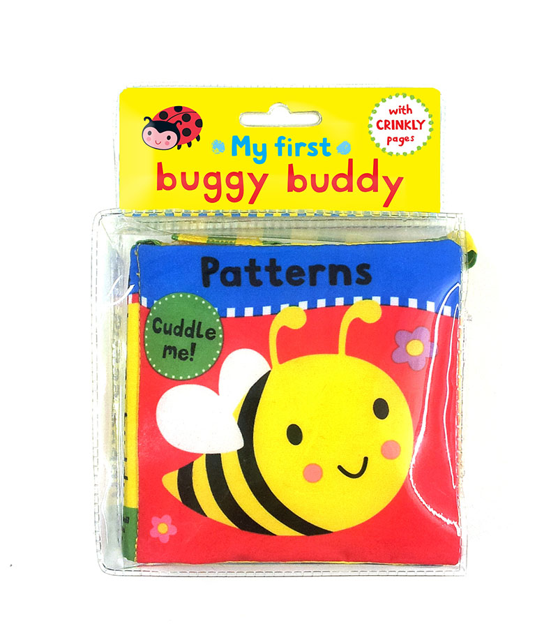 My First Buggy Buddy: Patterns - Jacket