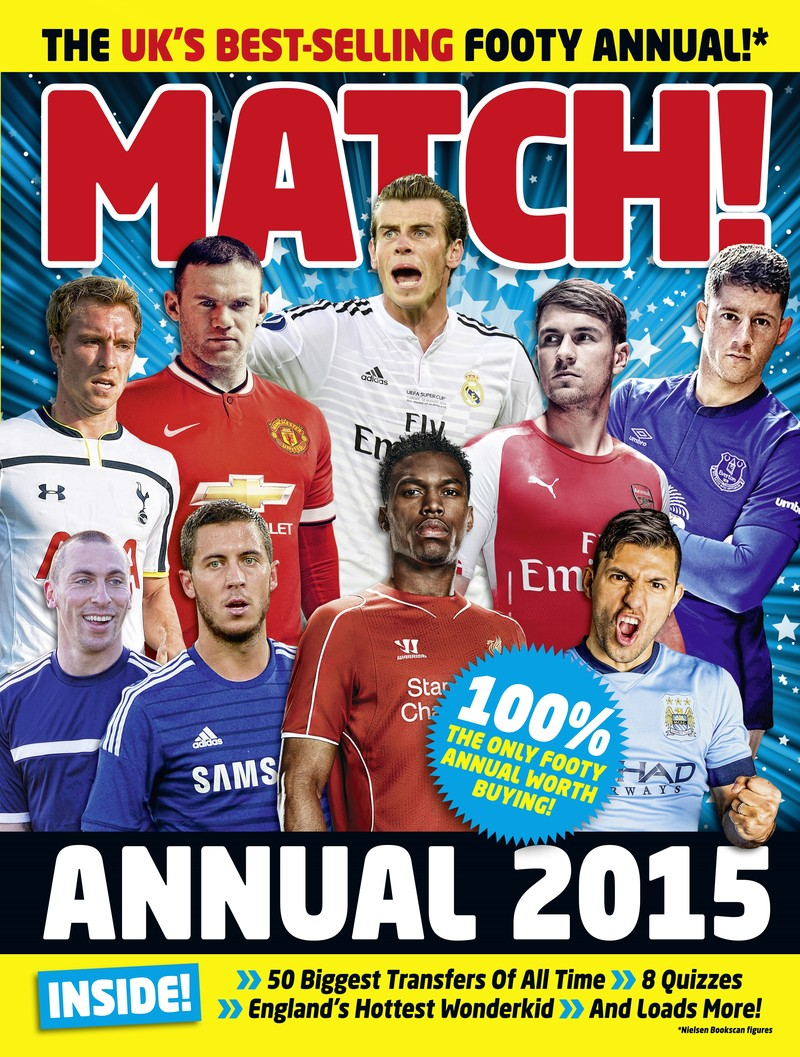 Match Annual 2015 - Jacket