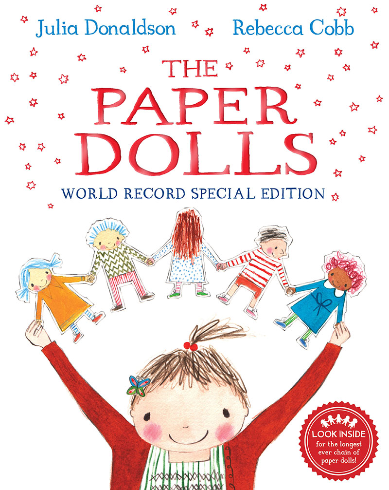 The Paper Dolls World Record Edition - Jacket