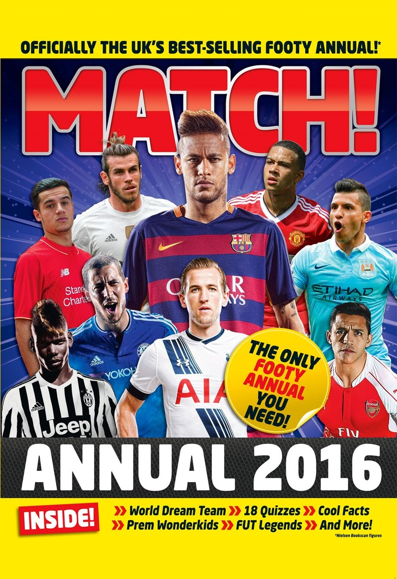 Match Annual 2016 - Jacket
