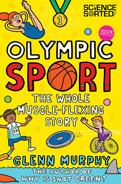 Olympic Sport: The Whole Muscle-Flexing Story - Jacket