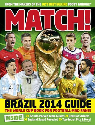 Match World Cup 2014 - Jacket