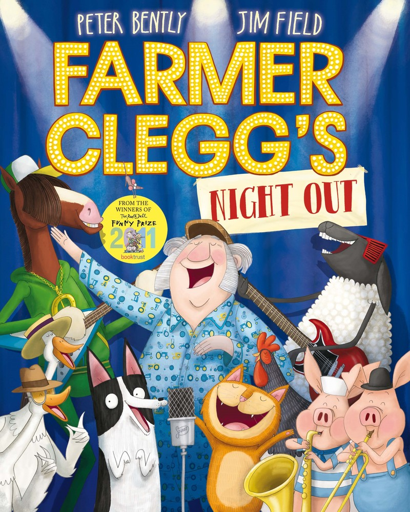 Farmer Clegg's Night Out - Jacket