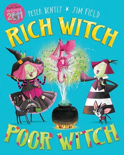 Rich Witch, Poor Witch - Jacket