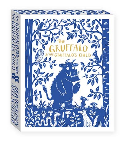 The Gruffalo and The Gruffalo's Child Gift Slipcase - Jacket