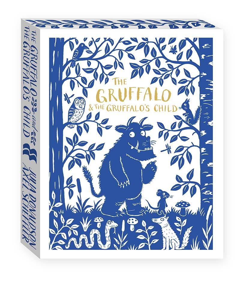 The Gruffalo and The Gruffalo's Child Gift Slipcase - Jacket