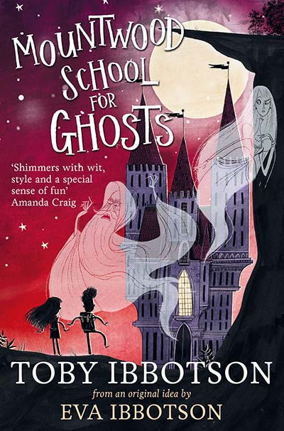Mountwood School for Ghosts - Jacket
