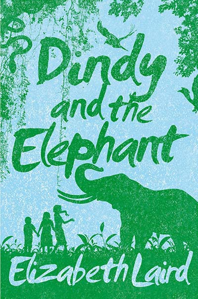 Dindy and the Elephant - Jacket