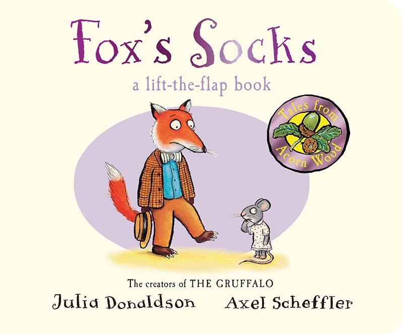 Fox's Socks - Jacket