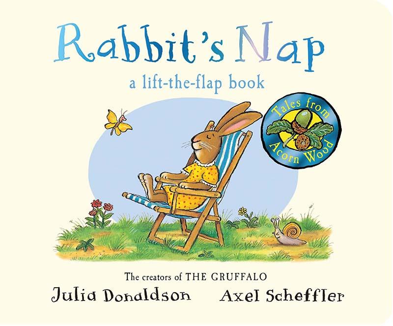Rabbit's Nap - Jacket