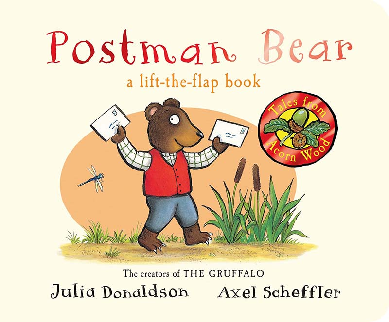 Postman Bear - Jacket