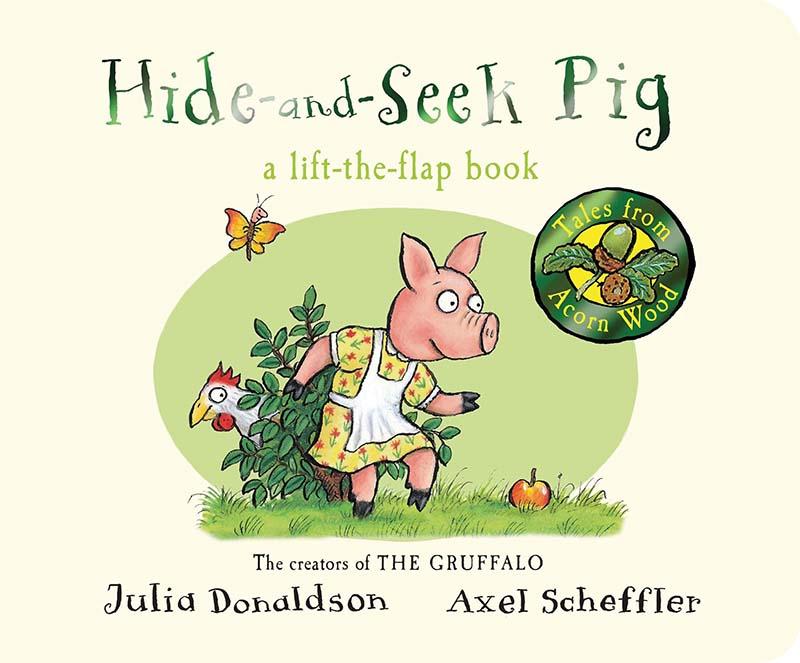 Hide-and-Seek Pig - Jacket