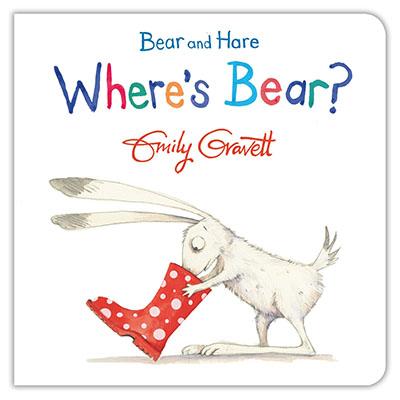 Bear and Hare: Where's Bear? - Jacket