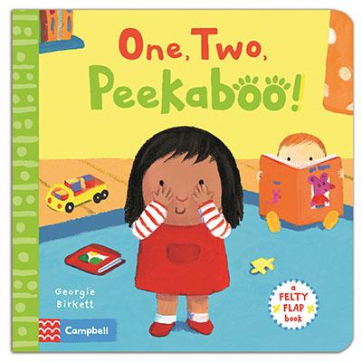 Felty Flaps: One, Two, Peekaboo! - Jacket