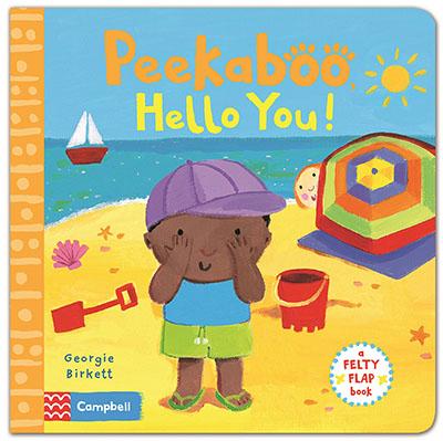 Felty Flaps: Peekaboo, Hello You! - Jacket